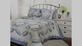 Greenland Home Francesca Quilt Set, King, by Greenland Home