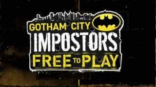 Gotham City Imposters - Game Trailer - Free to Play
