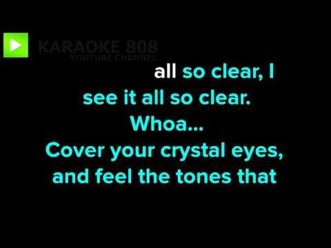 Crystals ~ Of Monsters and Men Karaoke Version ~ Karaoke 808
