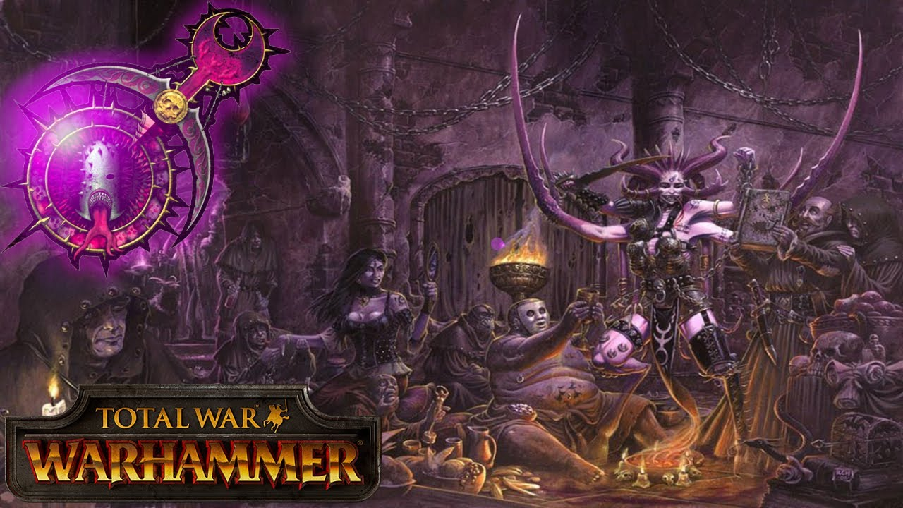 Pantheon of the Chaos Gods Slaanesh Units SpecialWarhammer 40k Chaos Gods