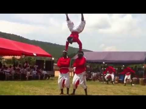 Ghana Scout Acrobatic Show Boys 2