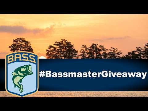 New giveaway for Bassmaster fans
