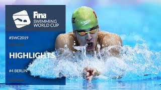 Highlights | Berlin #SWC19 | FINA Swimming World Cup 2019