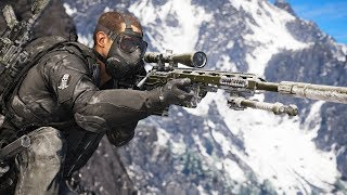 OPERATION MOUNTAIN THUNDER in Ghost Recon Breakpoint Free Roam Adventures