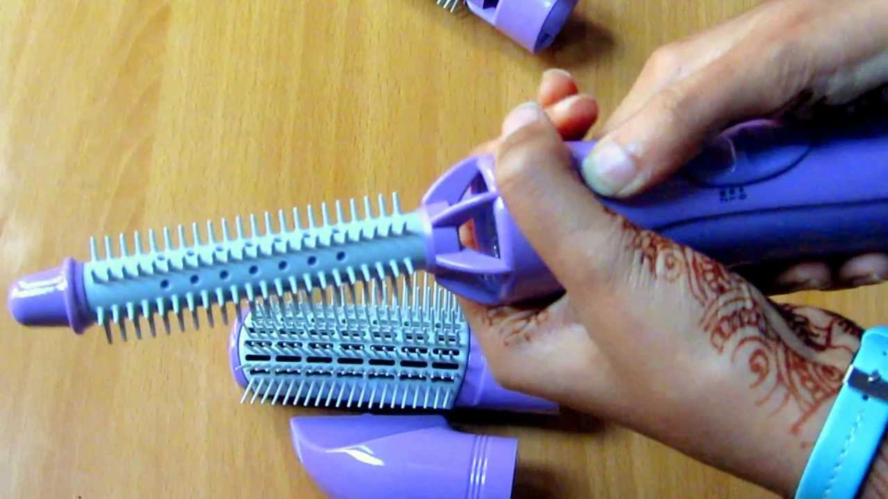 Panasonic EH-KA42-v Hair Styler Hands on Review - YouTube 616361d6713c0
