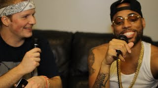 Damon Campbell Interviews SayItAintTone (2013)