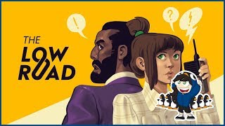 The Low Road // Spy Comedy Point-and-Click // Indie Gameplay Showcase