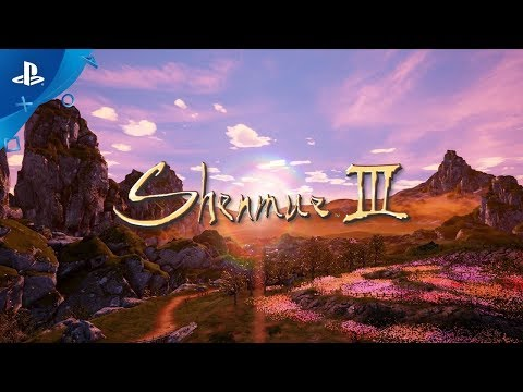 Shenmue III - Spirit Of The Land TGS 2019   PS4