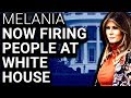 Melania Trump is Now Having National Security Staff Fired
