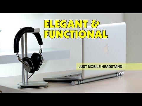 Just Mobile HeadStand Premium Headphones Stand