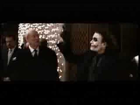 Trailer do filme Batman: O Cavaleiro das Trevas