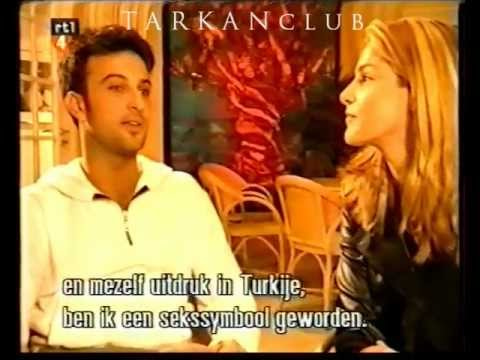 """TARKAN: Interview for """"Big Entertainment Club"""" on Dutch TV Channel rtl4, 1999"""