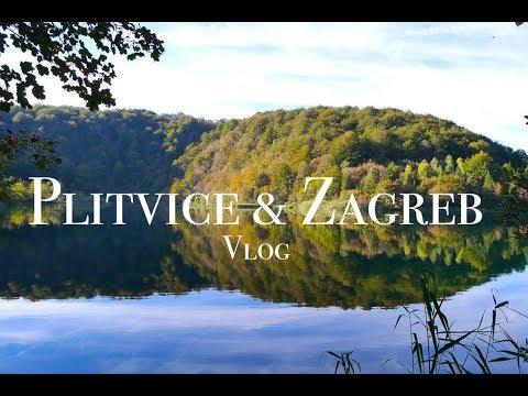 Plitvice National Park and Zagreb, Croatia