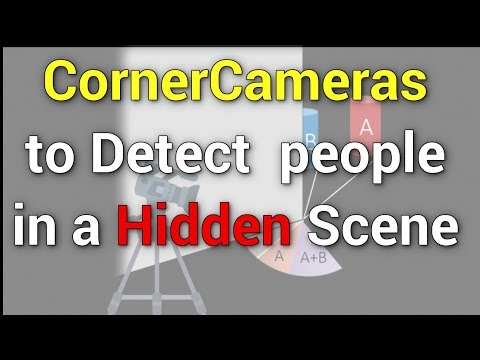 "MIT's ""CornerCameras"" system can detect objects or people in a Hidden Scene"