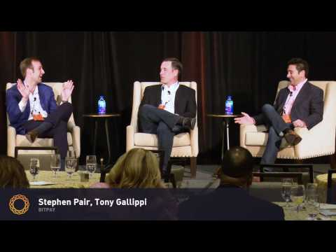 Fireside Chat: Stephen Pair and Tony Gallippi at Distributed: Markets 2017