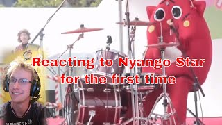 Reacting to Nyango Star for the first time
