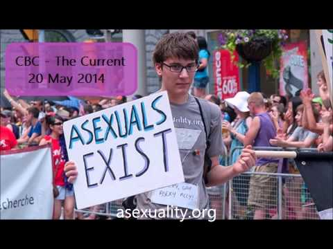 CBC Radio - The Current discusses asexuality - 20 may 2014
