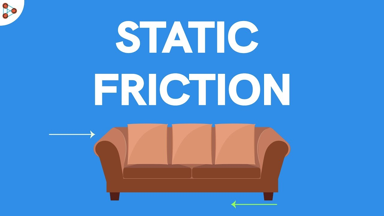 Physics - Does Static Friction exist? - YouTube