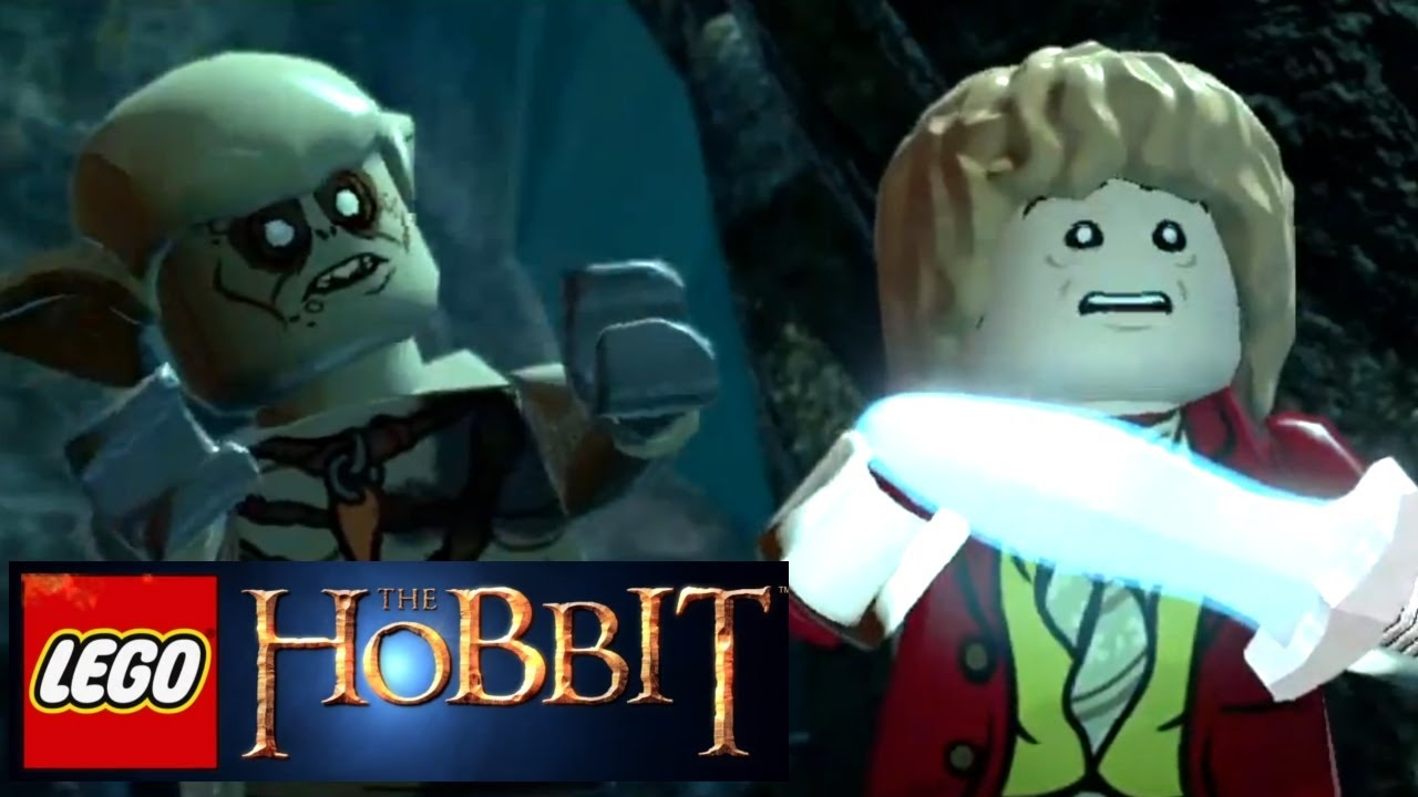 New Lego Games For Ps3 : Lego the hobbit video game announce trailer wii u xbox one