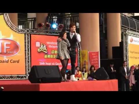 Lâm chấn khang biểu diễn tại đài loan 2015