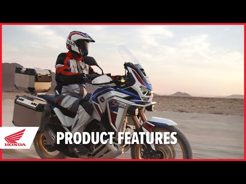 New 2020 Africa Twin Adventure Sports Product Features