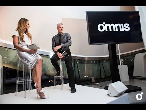 Omnis Launch Event, Hosted by Kate Abdo