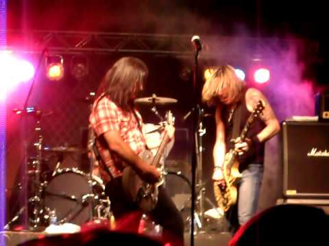"""""""Last In Line"""" - SLAUGHTER (Syracuse, NY June 10, 2010"""