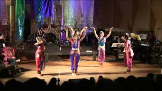 2013 Asha Seattle - Geetanjali Tamil Music Concert Video Part 5 Live (unplugged)