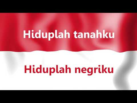 download lagu indonesia raya dengan text
