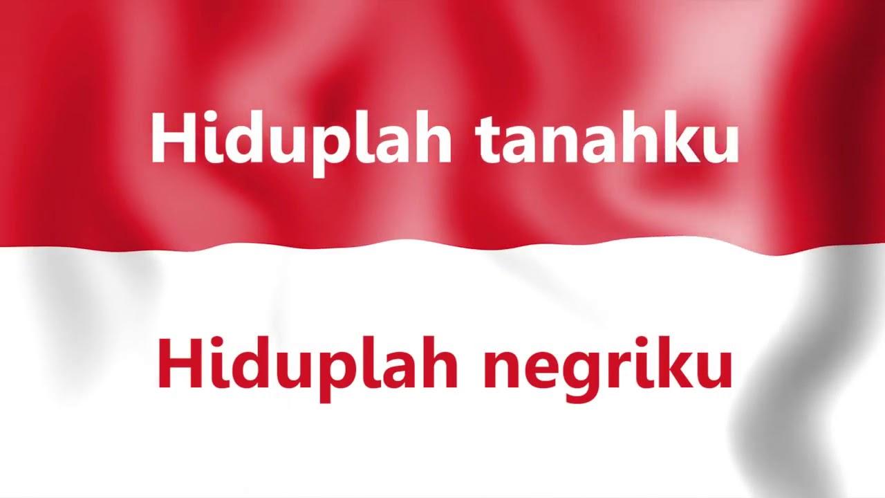 Download Lagu Indonesia Raya Dengan Text Youtube