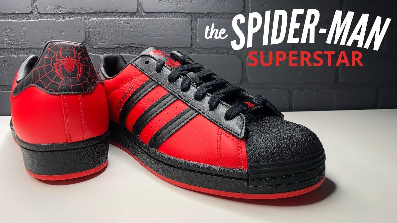 MARVEL X PLAYSTATION X SUPERSTAR 'SPIDER-MAN: MILE