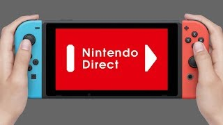 Nintendo Direct In February 2018 Confirmed?
