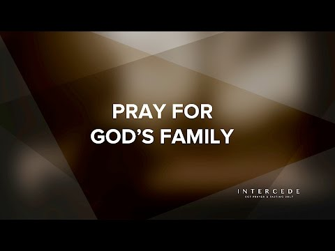 Pray For God's Family - Alvin Lagamon
