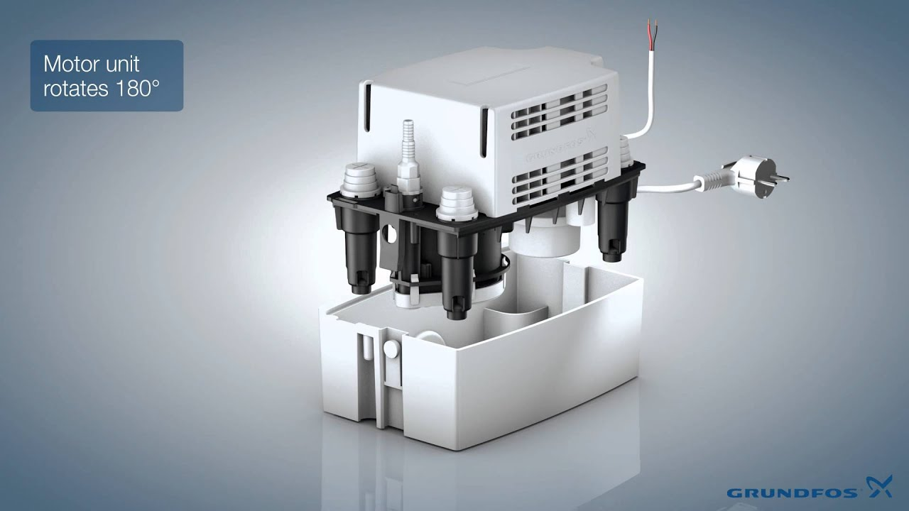 Grundfos Booster Pump Wiring Diagram Fan Conlift Youtube