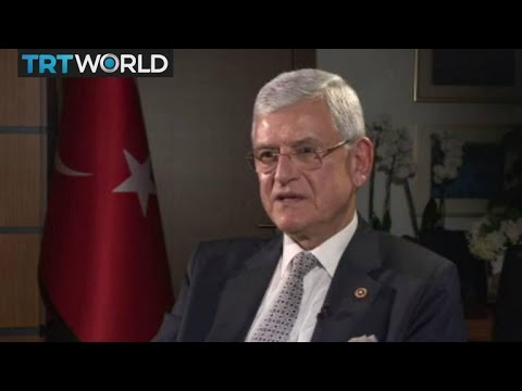 One on One: Volkan Bozkir, Chairman of Committee on Foreign Affairs of Turkish Parliament