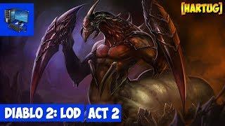 Стрим #350 Diablo 2: LoD [HD] ► Сюжетная компания. Акт 2