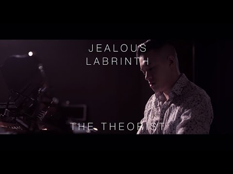 Labrinth - Jealous | The Theorist Piano Cover