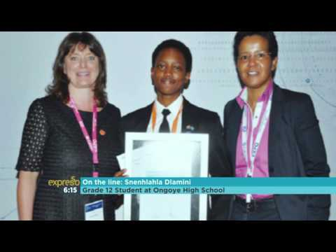 SA Matric Learner Wins Science Scholarship to Germany