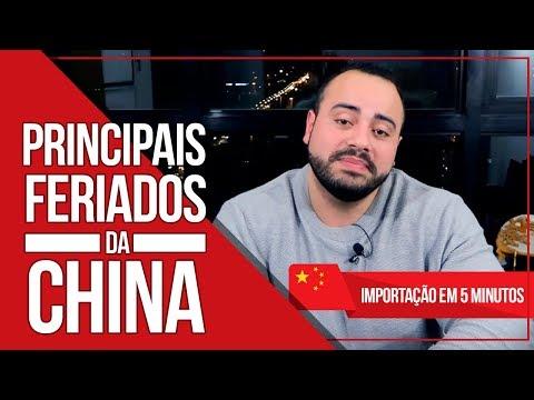 Tem feriado na China Quais os principais feriados chineses Impactos na Importa��o