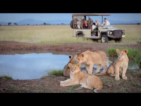 Singita Sasakwa Lodge - Serengeti, Tanzania
