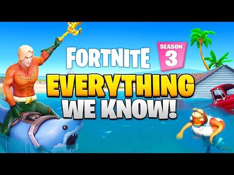 Fortnite Season 3: EVERYTHING WE KNOW!