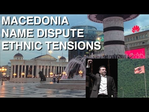 New Government, Buried Tensions In Macedonia - Inside The Albanian Region