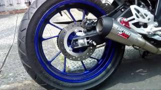 Video All new R15 v3 lunch date knalpot DAYTONA display and sound launch date download MP3, 3GP, MP4, WEBM, AVI, FLV April 2018