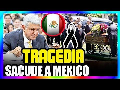 ❌ ¡ HACE UNAS HORAS ! ¡ MEXICO SE VISTE DE LUTO 🚨 HOY AMLO TRISTE NOTICIA !