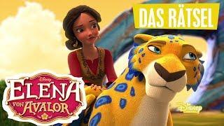ELENA VON AVALOR - Clip: Das Rätsel | Disney Channel