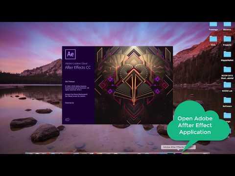 Adobe After Affect Reset Default Layout