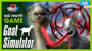 Giả Thuyết Game: GOAT SIMULATOR - Thử Thách 24 Giờ Làm Dê | meGAME