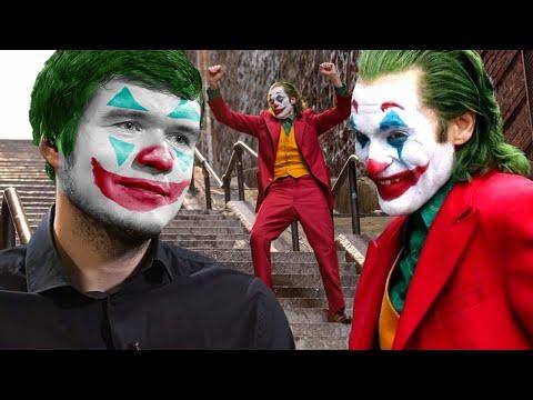 BadComedian До и после просмотра фильма Джокер (2019) Joker