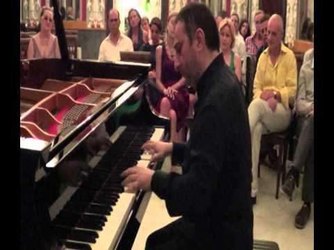 Liszt - Canzone Napolitana - Costantino Catena, piano