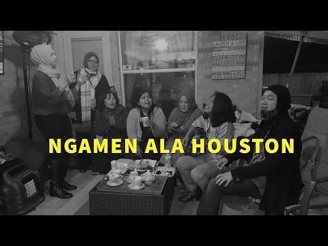 Hangouts | Farewell with Mbak Ardhin | Ngamen di belakang rumah